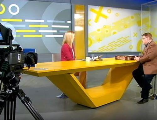 Gostovanje Dr prof. Panfilova na RTS