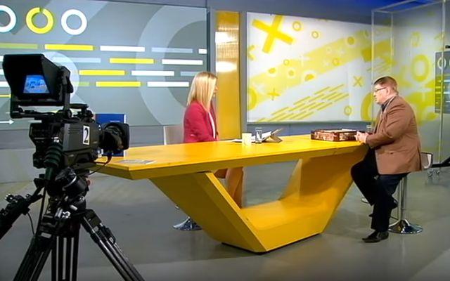 Gostovanje dr.Panfilova na RTS | Clinic Olymp