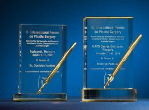 Dr Panfilov - Nagrade zlatni skalpel | Clinic Olymp