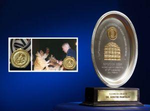 Dr Panfilov dobitnik je Susrutine medalje | Clinic Olymp