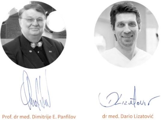 Dr Panfilov i Dr Lizatović | Clinic Olymp