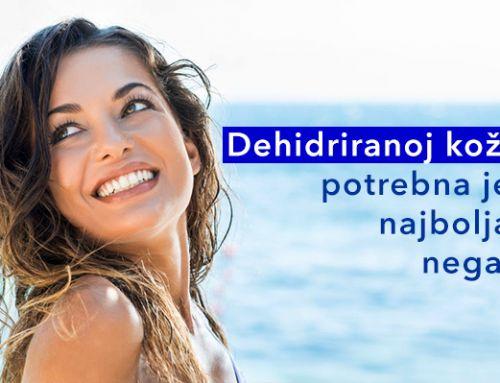 Nakon sunčanja, koža lica treba hidrataciju
