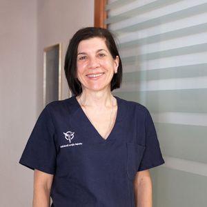 dr med Kristina Crnjanski Clinic Olymp